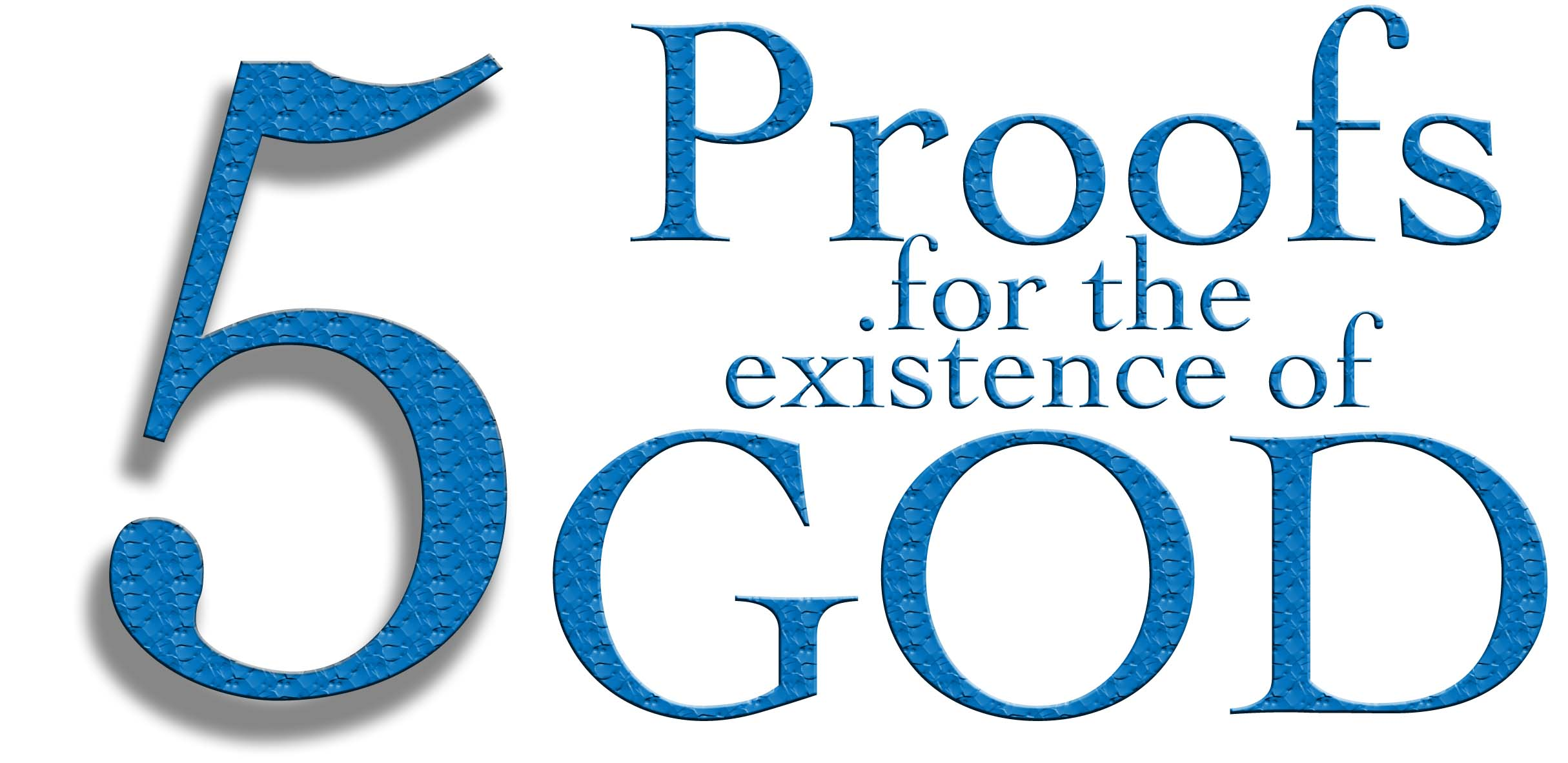 an examination of the existence of god It often includes such topics as rational arguments for the existence of god,  2 trinitarianism or theology proper  but so also with an examination of the.